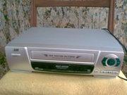 Продам кассетный записывающий видеоплеер